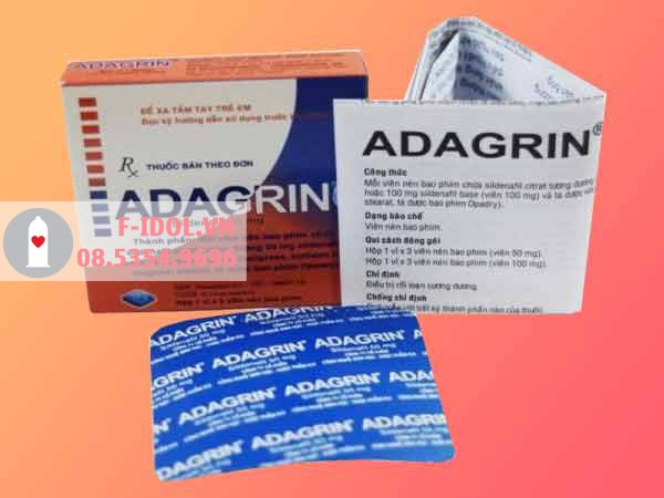 Adagrin 50mg