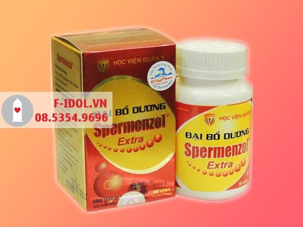 Đại Bổ Dương Spermenzol Extra được nhiều người tin dùng lựa chọn