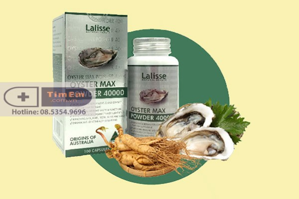 Lalisse Oyster Max Powder 40000