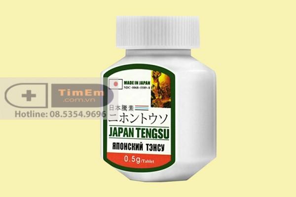Lọ thuốc Japan Tengsu