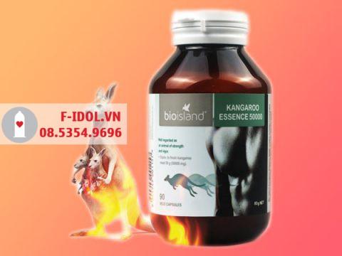 Thuốc cải thiện sinh lý: Bio Island Kagaroo Essence