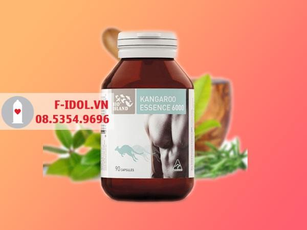 Bio Island Kagaroo Essence hiện đang được bán tại các nhà thuốc trên toàn quốc