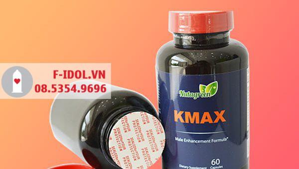 Thuốc tăng cường sinh lực: Kmax