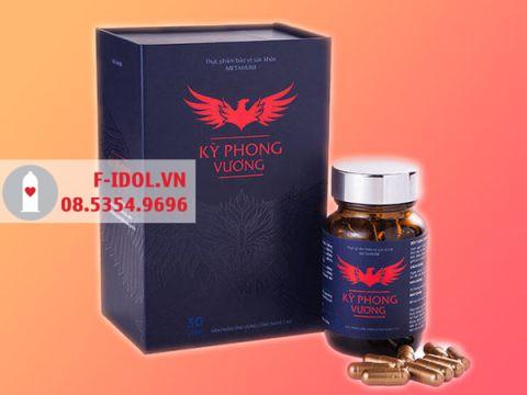 Thuốc cải thiện sinh lý Kỳ Phong Vương