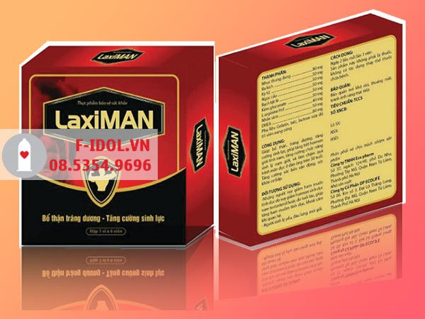 Thuốc Laximan