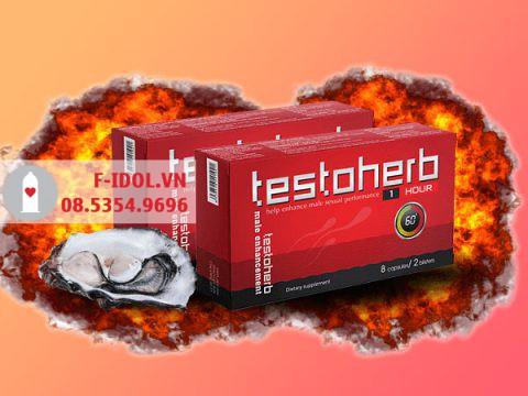 Testoherb 1hour: Vị cứu tinh của đấng mày râu