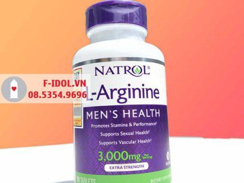 L- Arigine: Thuốc điều trị sinh lý