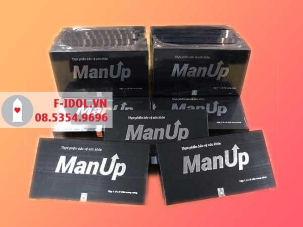 Man Up hiện đang được bán tại các nhà thuốc trên toàn quốc