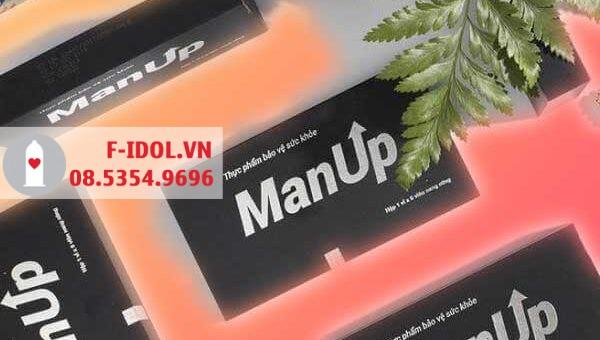 Thuốc điều trị sinh lý: Man Up