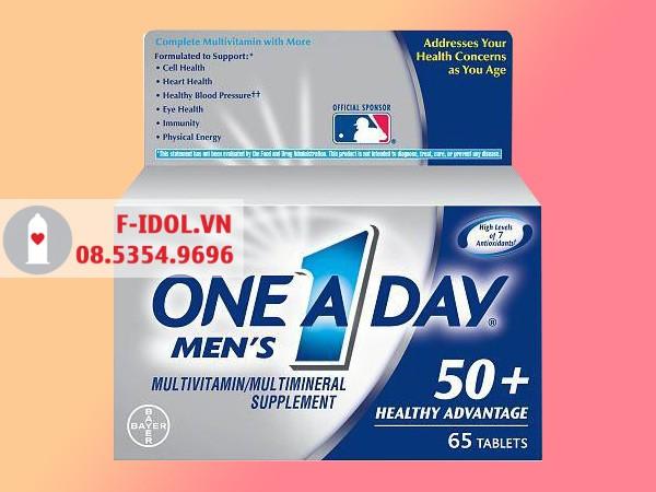 Hình ảnh One a day Men's 50 dạng hộp