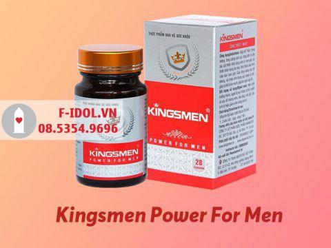 Kingsmen Power For Men