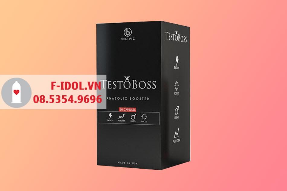 Hình ảnh hộp Testoboss