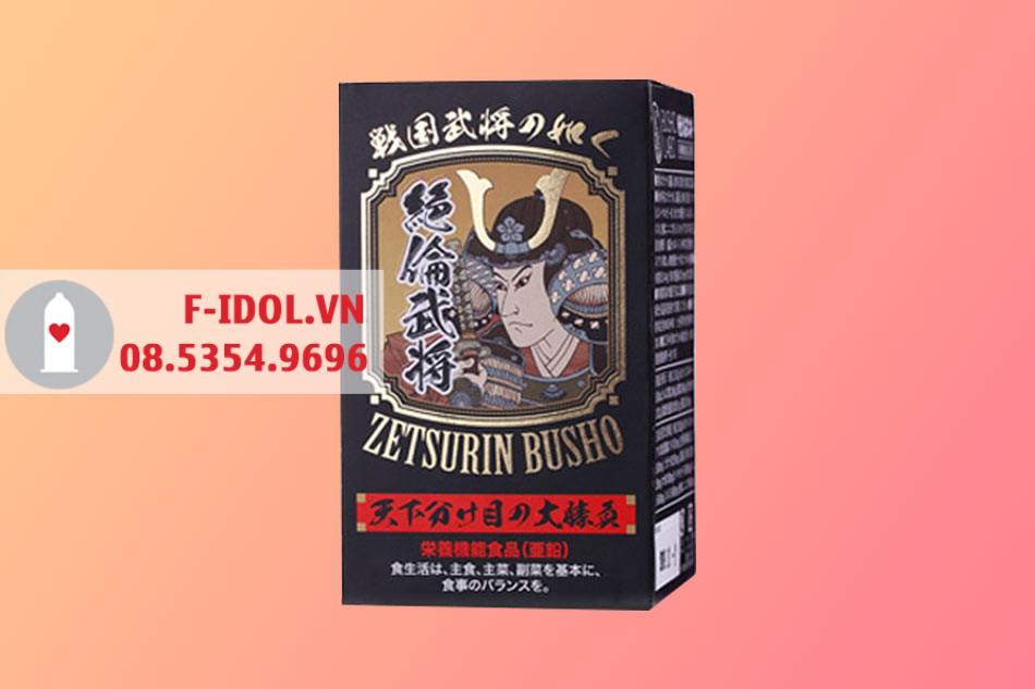 Hình ảnh hộp Zetsurin Busho