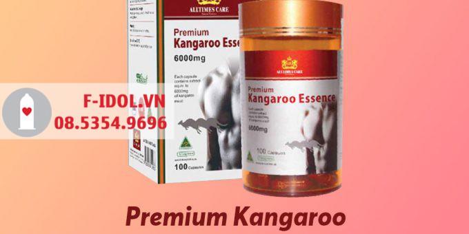 Premium Kangaroo Essence 6000mg
