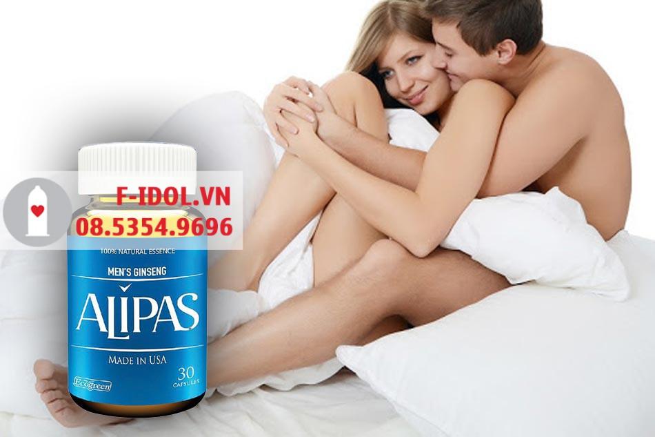 Sâm Alipas giúp tăng cường sinh lý cho cánh mày râu